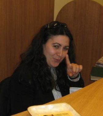 Nina, qui est originaire de Roumanie !