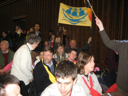 Audience du 9 mars 2011