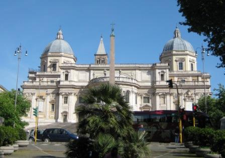 Sainte-Marie-Majeure, Rome