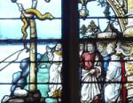 Le serpent d'airain, église Saint-Jacques à Liège