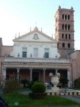 Basilique Sainte-Cécile, au Transtévère