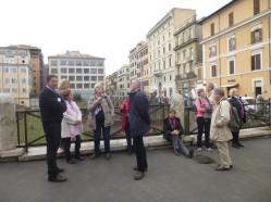 Près du Colisée...
