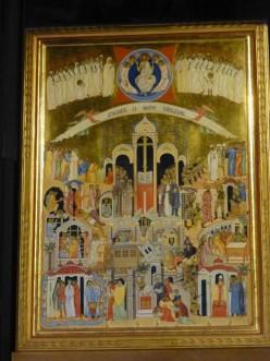 La grande épreuve : icône de Sant'Egidio