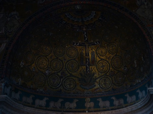 Saint-Clément et ses mosaïques
