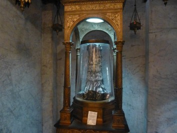 Sainte-Praxède - Colonne de la flagellation