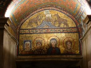 Sainte-Praxède - Chapelle de saint Zénon