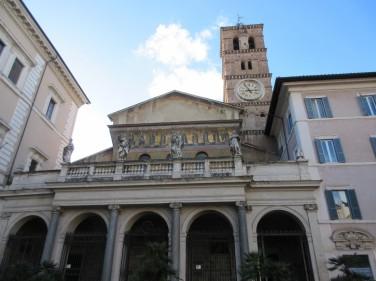 Sainte-Marie-au-Transtévère