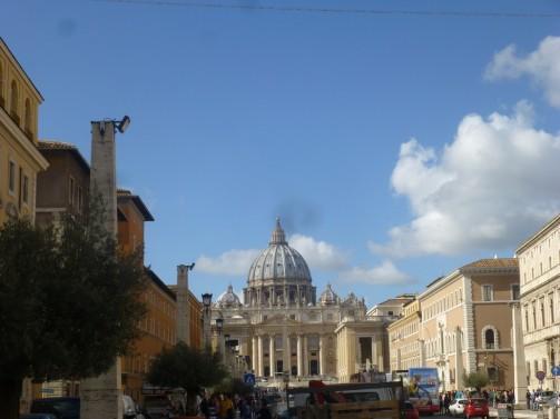 Le Vatican et Saint-Pierre