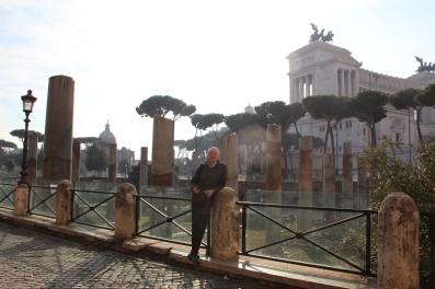 Au forum de Trajan