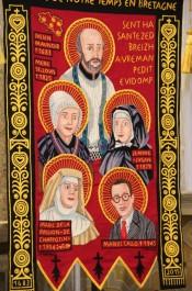 Saint-Yves-des-Bretons - Les saints bretons d'hier et aujourd'hui