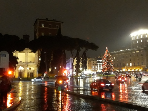 Piazza Venezia - Dicembre 2018