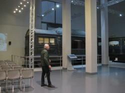 Centrale Montemartini - Musées capitolins - Rome - Train de Pie IX