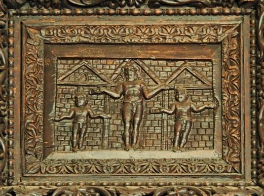 Sainte-Sabine sur l'Aventin - Crucifixion